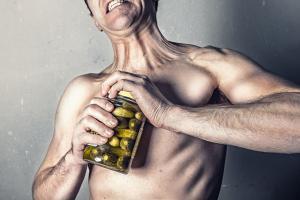 voedingsschema afvallen man