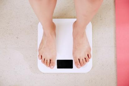 20 kilo afvallen
