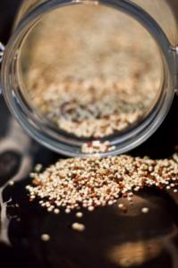 hoe gezond is quinoa