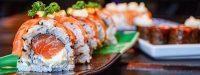 Hoeveel calorieën zitten er in sushi?
